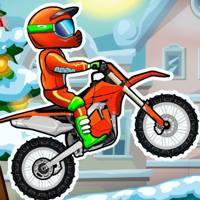 Moto X3M 4 Winter Html5